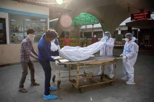 الهند تسجل 44230 إصابة جديدة بكورونا