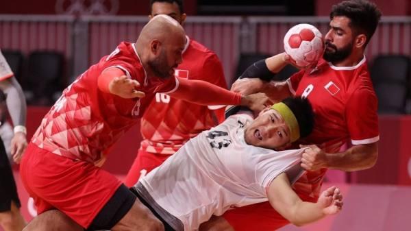 فوز تاريخي لمنتخب البحرين لكرة اليد على اليابان