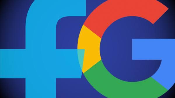 غوغل وفيسبوك ترفعان شعار