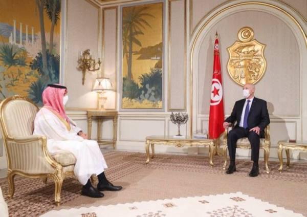 المملكة تجدد التأكيد على دعمها لأمن واستقرار تونس