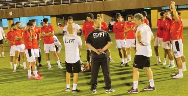 مصر في اختبار صعب أمام البرازيل