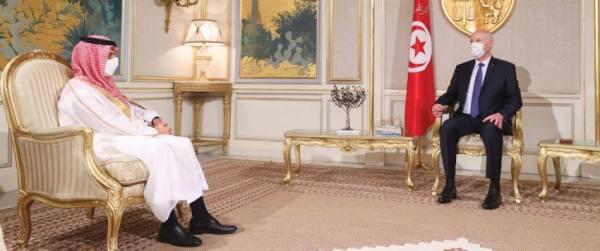 فيصل بن فرحان: المملكة حريصة على استقرار تونس