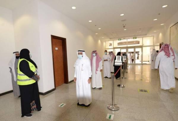 جدة : اشتراط التحصين وإبراز تطبيق توكلنا لدخول مبنى الأمانة والبلديات التابعة لها