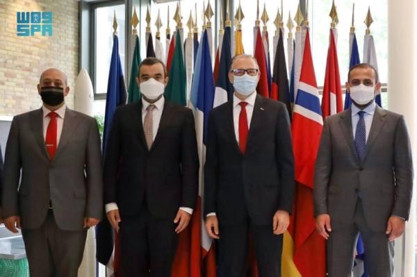 تعزيز التعاون السعودي الأوروبي في مجال الفضاء