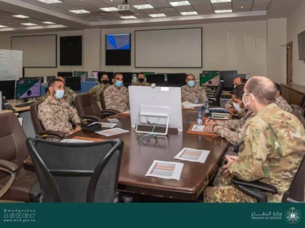 انطلاق أعمال مؤتمر تمرين الدفاع الجوي الصاروخي المشترك