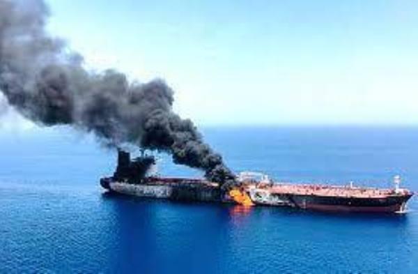 بريطانيا تستدعي سفير إيران على خلفية الهجوم على الناقلة