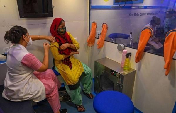 الهند تسجل 422 وفاة وأكثر من 30 ألف إصابة جديدة بكورونا