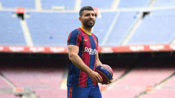 بعد وصوله إلى برشلونة أغويرو ينفق 500 ألف يورو