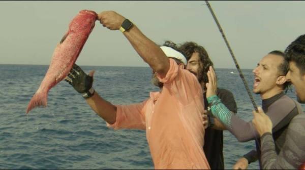 صيد الأسماك متعة في ينبع