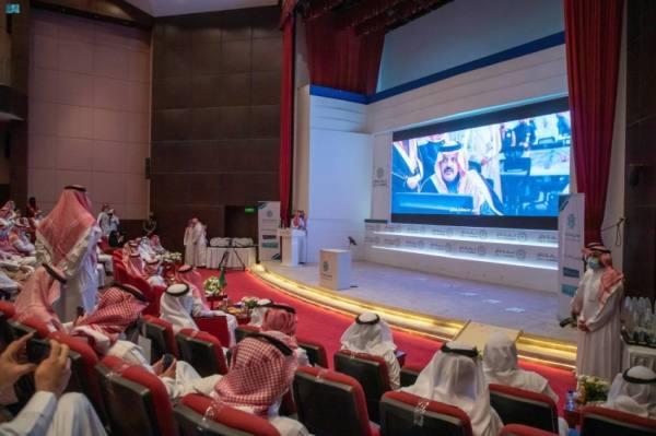 تكريم الداعمين لبرامج مجلس شباب وفتيات حائل