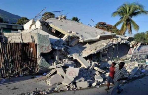 حصيلة ضحايا زلزال هايتي تصل إلى 304 قتلى