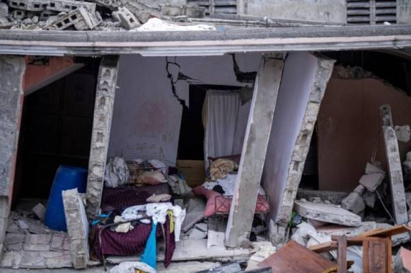 ارتفاع حصيلة ضحايا زلزال هايتي إلى 1941 قتيلاً