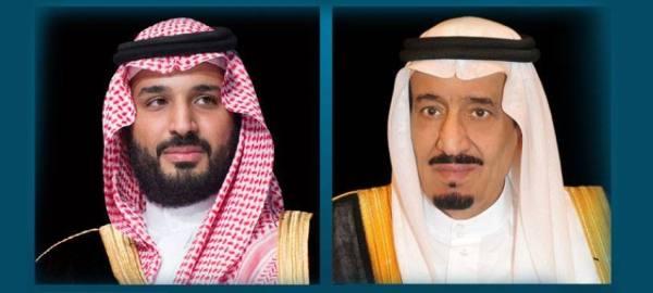 القيادة تعزي أمير وولي عهد الكويت في وفاة الشيخ علي السالم