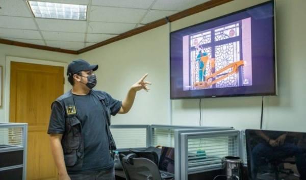 أرشفة ومراجعة أكثر من (١٣) ألف صورة للمسجد الحرام خلال العام الماضي