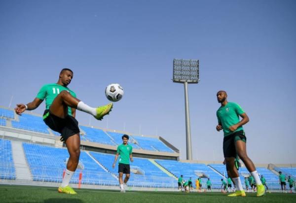 الأخضر الأولمبي يواصل تدريباته في الرياض