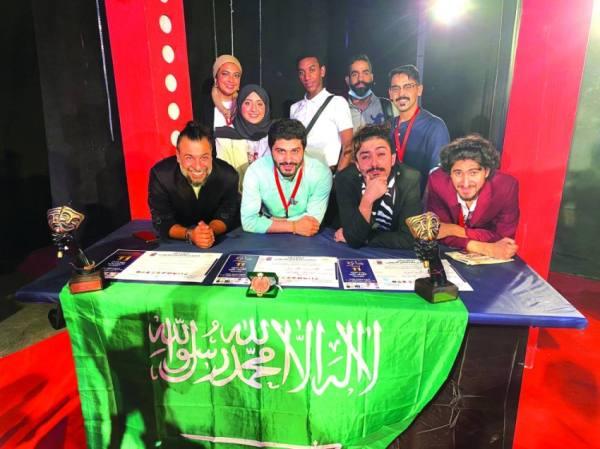 3 جوائز لـ «رقصة الموت» السعودية بالإسكندرية