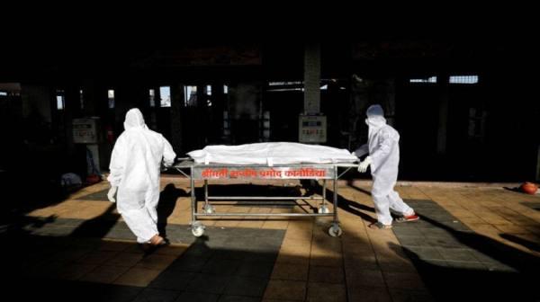 الهند .. تسجيل 460 حالة وفاة بكورونا