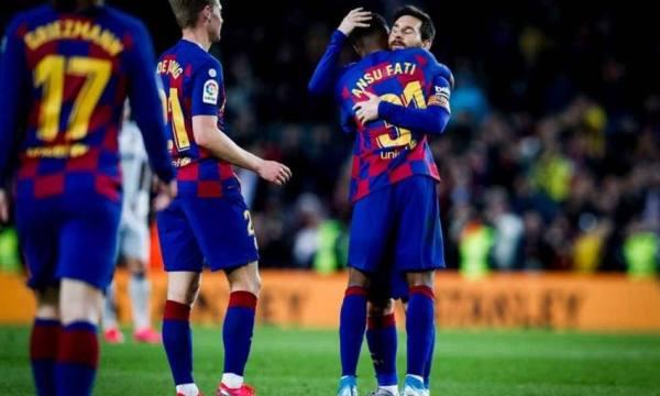 النادي الكاتالوني يعلن عن اللاعب الذي سيرتدي القميص رقم 10 خلفا لميسي
