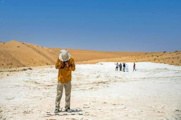 اكتشاف دلائل لهجرات بشرية من أفريقيا إلى شمال جزيرة العرب قبل 400 ألف سنة