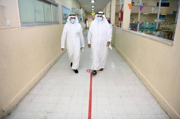 الزائدي : مدارس مكة اثبتت جاهزيتها منذُ اليوم الأول