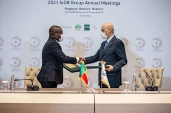 البنك الإسلامي للتنمية يمول  جمهورية صحة بنين بـ 50 مليون دولار