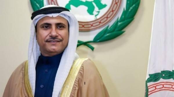 البرلمان العربي يرحب بمخرجات مؤتمر دول جوار ليبيا