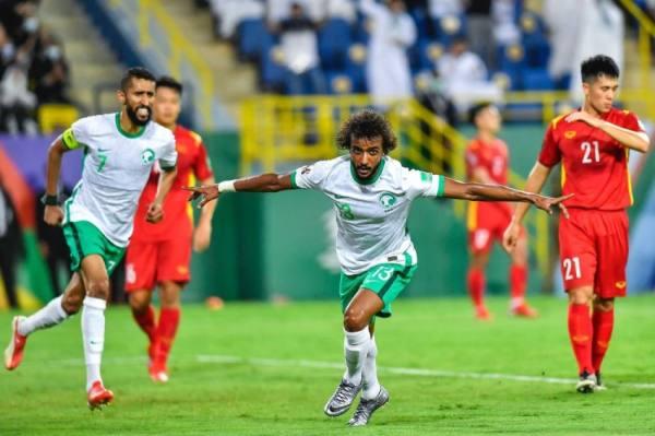 المنتخب السعودي يكسب نظيره الفيتنامي بثلاثية