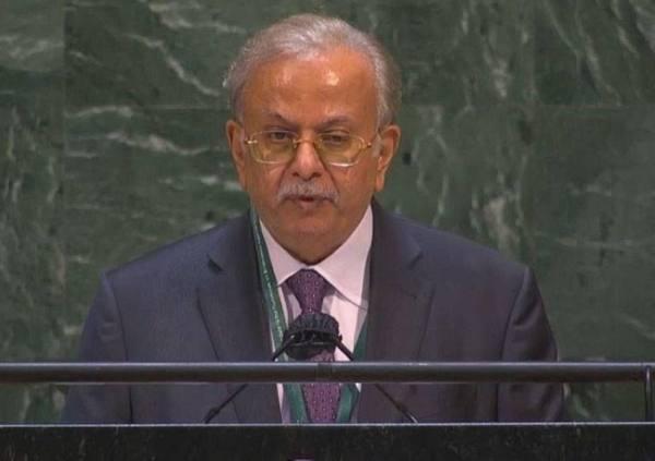 المملكة تؤكد لمجلس الأمن أنها ستتخذ الإجراءات اللازمة للحفاظ على أراضيها