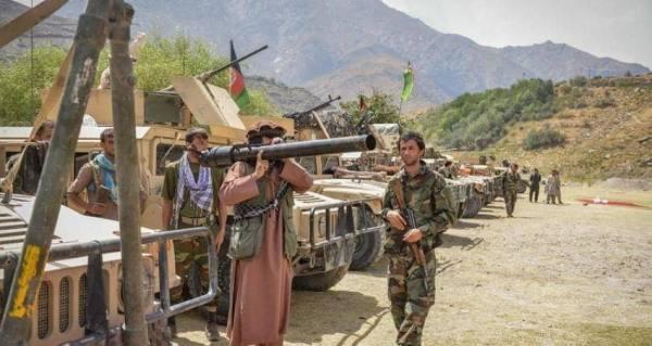 معارك عنيفة بين طالبان و