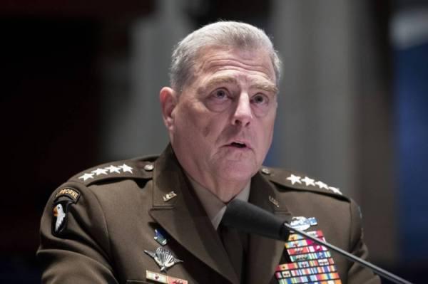 رئيس أركان الجيش الأمريكي يتوقع حربا أهلية وعودة الإرهاب في أفغانستان
