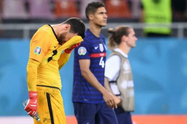 إخفاقات المنتخب الفرنسي مستمرة في تصفيات المونديال