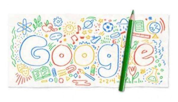 جوجل يحتفل بانطلاق العام الدراسي الجديد