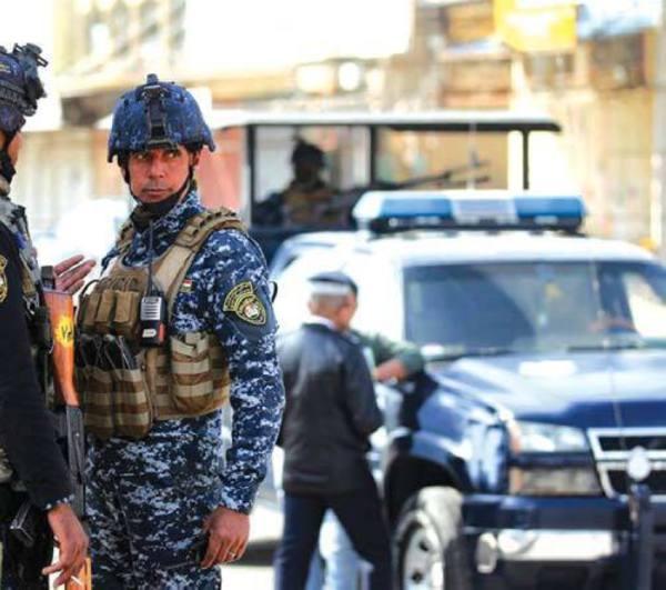مقتل 13 عنصراً من الشرطة الاتحادية العراقية بهجوم لداعش