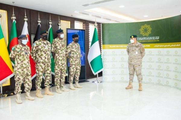 التحالف الإسلامي العسكري يستقبل ممثليّ نيجيريا