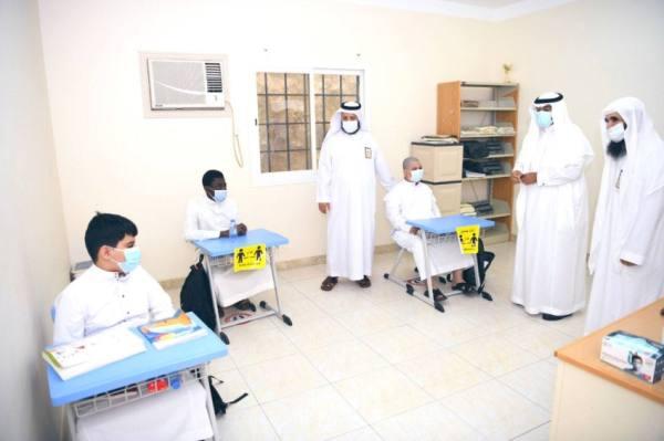 50 حالةً استقبلها مركز خدمات التربية الخاصة بتعليم مكة