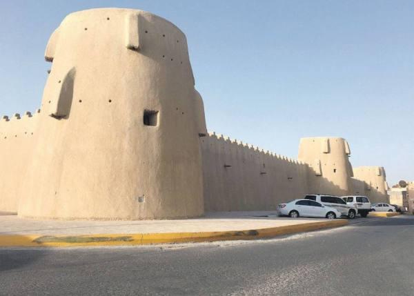 قصر خزام.. ضابط زمام المنطقة بالأحساء