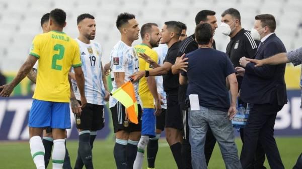 الفيفا: إجراءات انضباطية بحق البرازيل والأرجنتين