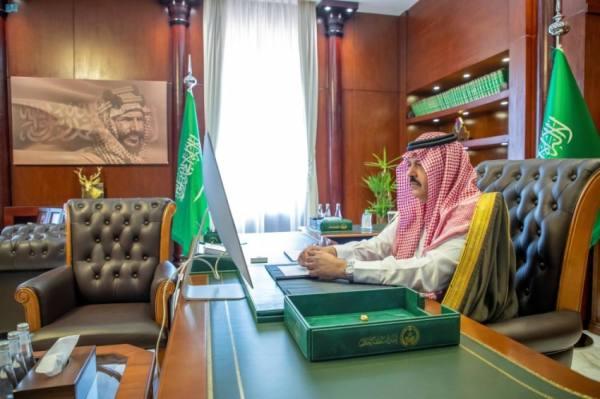 عبدالعزيز بن سعد يوجّه بإعداد خطة تفصيلية لمبادرة
