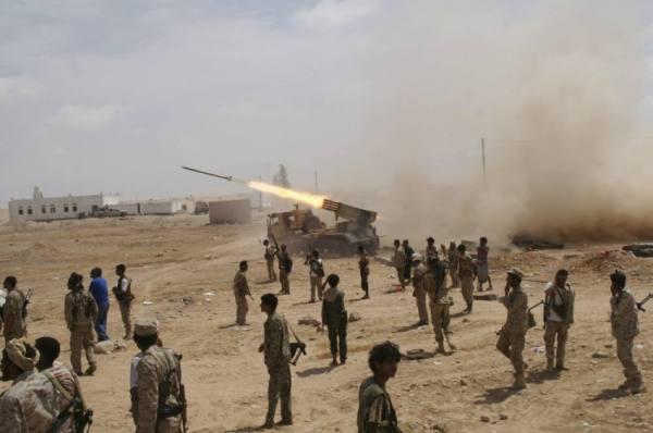 الجيش اليمني يدحر المتمردين الحوثيين من عدة مواقع غربي مأرب