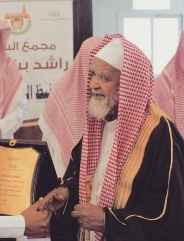 بعد 45 عامًا في الإمامة.. وفاة الشيخ شبيب بن دويان عن 91 عامًا