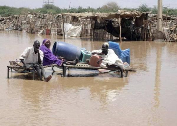 الأمم المتحدة: أكثر من 102 ألف شخص تضرروا من السيول والأمطار بالسودان