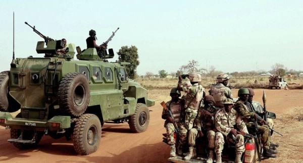 الجيش النيجيري يعلن اعتقال عضو بارز في جماعة