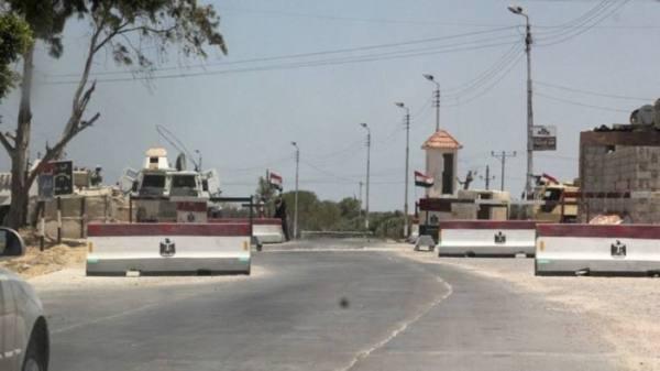 مصدر أمنى مصري ينفي هجوم عناصر إرهابية على نقطة تفتيش بشمال سيناء
