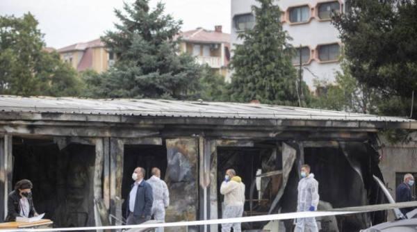 استقالة وزير صحة مقدونيا بعد مقتل عشرات مرضى كورونا خلال حريق في مستشفى