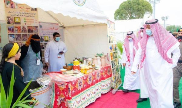 ربع مليون زائر ينعشون فعاليات مهرجاني العسل وخيرات الباحة