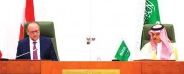 مباحثات سعودية نمساوية لدعم التعاون المشترك