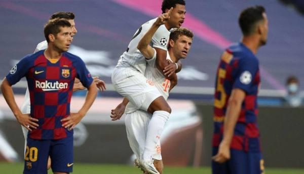 برشلونة يواجه بايرن دون ميسي بذكريات مأساة لشبونة .. غدا