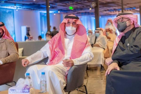 أمير الباحة يدشّن فعالية