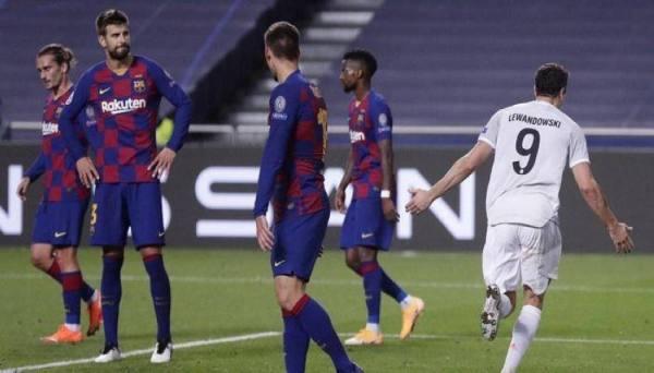 برشلونة يواجه بايرن بذكريات مأساة لشبونة