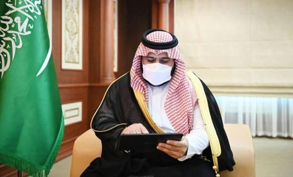 أمير جازان بالنيابة يدشّن مكتب فرع وزارة الخارجية بالمنطقة
